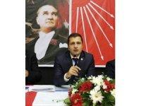 """CHP İl Başkanı Yücel: """"Kocaoğlu'nun adaylığını yetkili kurumlarımız değerlendirecek"""""""