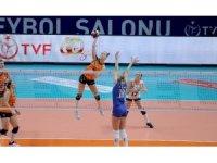 Vestel Venus Sultanlar Ligi: Halkbank: 0 - Eczacıbaşı VitrA: 3