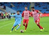 Ziraat Türkiye Kupası: Trabzonspor: 2 - Balıkesir Baltokspor: 1 (Maç sonucu)