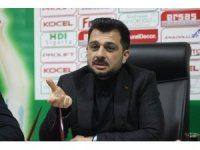 Giresunspor'da Aykut Demir'e af çıktı, 3 yabancı ise kadro dışı bırakıldı