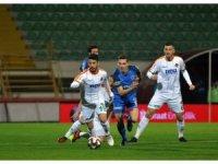 Ziraat Türkiye Kupası: Aytemiz Alanyaspor: 0 - Kasımpaşa: 0