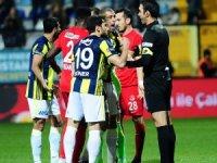 Ziraat Türkiye Kupası: Ümraniyespor: 0 - Fenerbahçe: 0 (İlk yarı)