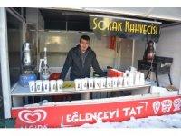Uşak'ta 'kahve sokakta' akımı başlıyor