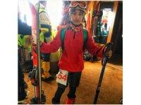 Dağ kayağı Türkiye Şampiyonası Erzincan'da düzenlendi