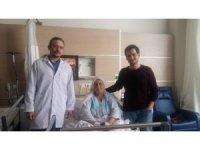 """Muş Devlet Hastanesinde """"Şah Damarı"""" ameliyatı"""