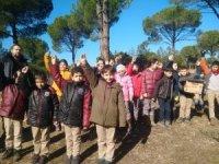 Balya' da öğrenciler geleceğe tohum ekti
