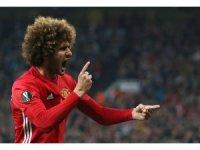 Manchester United'da Fellaini birkaç hafta takımdan uzak kalacak