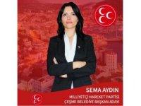 Cumhur İttifakı'nın MHP'li Çeşme adayı çekildi