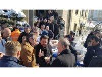 Şehit Polis memuru Furkan Demir için Mevlid-i Şerif okutuldu