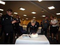 Güven Yalçın'a doğum günü kutlaması