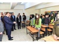 Gürkan'dan öğrencilere nasihat