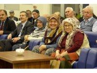 Başkan Ataç huzurevi sakinleriyle buluştu