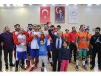 """Başkan Dr. Memduh Büyükkılıç: """"Basketbol severler ile birlikte heyecanlı dakikalar yaşadık"""""""