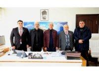 Harp Malulü Gaziler Şehit Dul ve Yetimleri Derneği'nden SASKİ'ye ziyaret