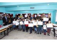 Çukurca'da karne heyecanı