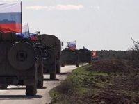 Rusya Münbiç'in çevresinde devriye yapıyor