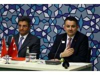 Bakan Pakdemirli, Almanya'da Türk işadamları ile bir araya geldi