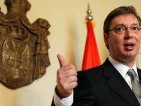 Türk Akımı'nın Sırbistan'dan geçen kısmını Rusya'ya birlikte finanse edeceğiz