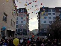 Cumhuriyet Ortaokulu'nda karne heyecanı