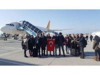 Erciş'te 21 öğretmen Avrupa yolcusu