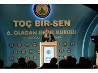 """Memur-Sen Genel Başkanı Ali Yalçın: """"Ek Göstergenin Kapsamlı Genişletilmelidir"""""""