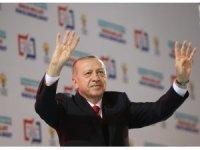 """Cumhurbaşkanı Erdoğan: """"Cumhur İttifakı ile kurduğumuz gönül birliğini hep birlikte zafere taşıyacağız"""""""