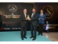 Başkan Kalın'a 'Yılın Yerel Yöneticisi' ödülü