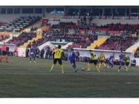 Spor Toto 1. Lig: Afjet Afyonspor: 1 - İstanbulspor: 1