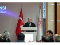 """Sanayi ve Teknoloji Bakanı Varank: """"Türkiye Uzay Ajansı'nın merkezi Ankara'da olacak"""""""