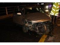 Başkent'te 2 ayrı kaza: 1 yaralı