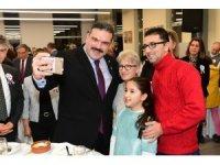 Anadolu Üniversitesi memur personeli 60'ıncı yılı kutladı