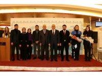 Malatya Emniyet Müdürü Urhal gençlerin konuğu oldu
