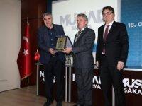 Başkan Toçoğlu, MÜSİAD Sakarya Şubesi'nin Olağan Genel Kurulu'na katıldı
