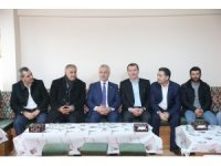 AK Parti Zeytinburnu Başkan Adayı Arısoy, Tüm Elazığlı İş adamları Derneği açılışına katıldı