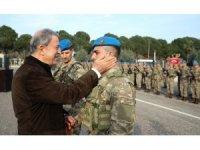 Milli Savunma Bakanı Akar'dan Fırat'ın doğusu ve Münbiç açıklaması