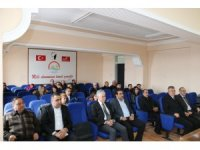 Tarım Danışmanlarına Eğitim toplantısı düzenlendi