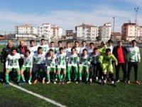 U17 Futbol Ligi'nde Malatya Yeşilyurt Belediyespor şampiyon