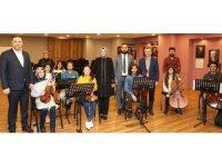 AK Parti Genel Başkan Yardımcısı Kaya, Sanat Akademisini ziyaret etti