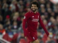 Salah'tan 5374 dakikada 50 gol