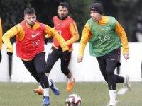 Galatasaray, Boluspor hazırlıklarını tamamladı