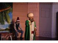 Nasreddin Hoca öğrencilerle buluştu