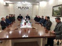 İYİ Partili Parlak Malatya ekonomisine değindi