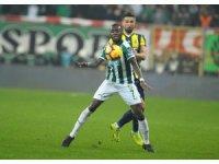 Bursaspor yine kazanamadı