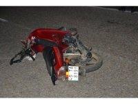 Manisa'da zincirleme trafik kazası: 1 ölü