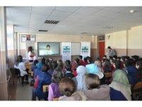 Çocuklara 'enerji tasarrufu' eğitimi