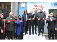 Biga'da AK Parti seçim bürosu açıldı
