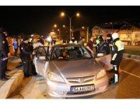 Trafik polisleri sürücülere 4 günde 475 bin 491 TL para cezası kesti