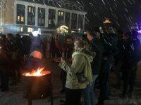 Eksi 20 derecede Winterfest 2019 Kış Festivali coşkuyla başladı