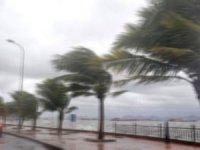 Ege ve Akdeniz'de fırtına bekleniyor
