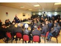 Belediye Başkanı Başsoy belde halkıyla bir araya geldi